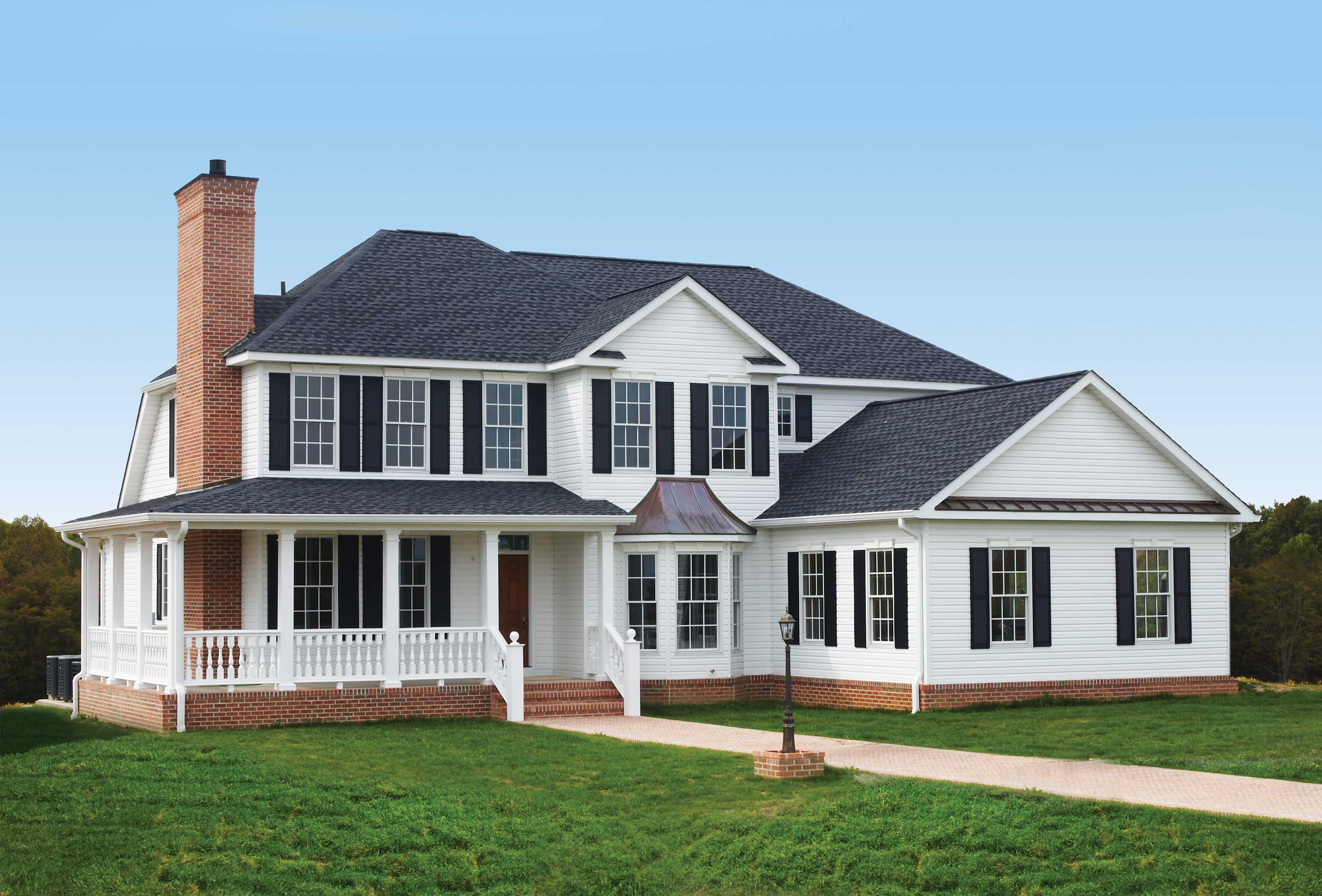 Exterior Siding Ideas | Mid-America on House Siding Ideas  id=86283