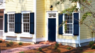 Boral Building Products shutters for Colonial homes