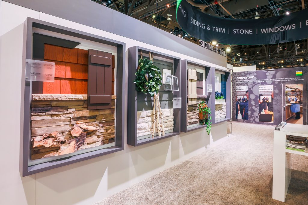 Boral Building Products Color Harmony exterior inspiration boards